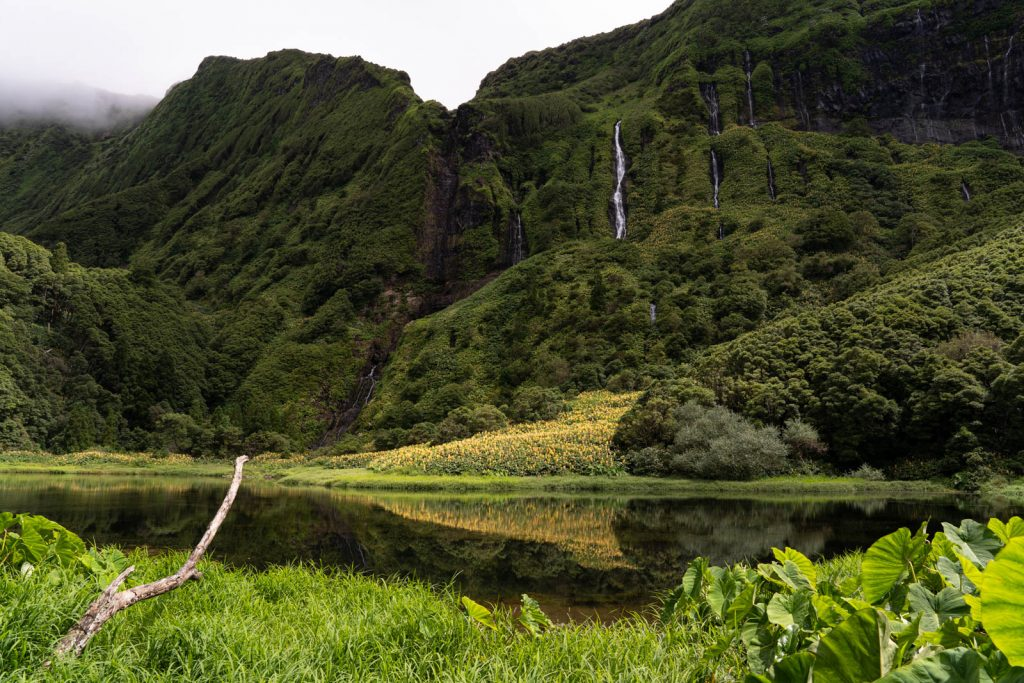 O que visitar na ilha das Flores: Poço Ribeira do Ferreiro