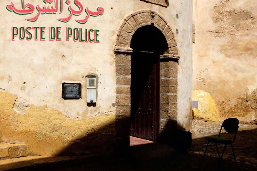 Policia d'El Jadida