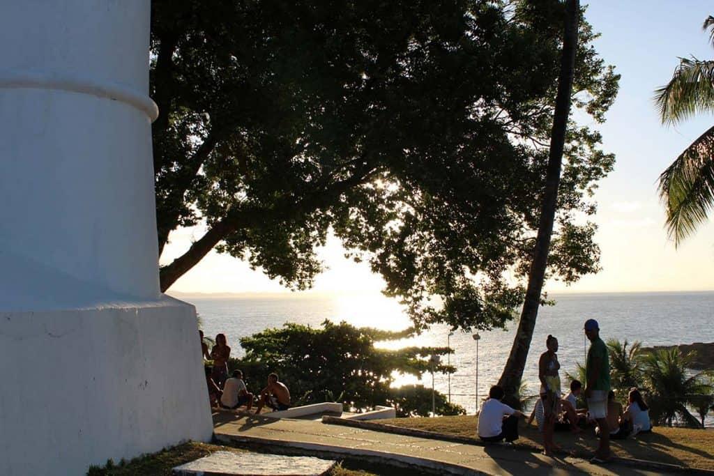 Ponta de Humaitá, Salvador da Bahia