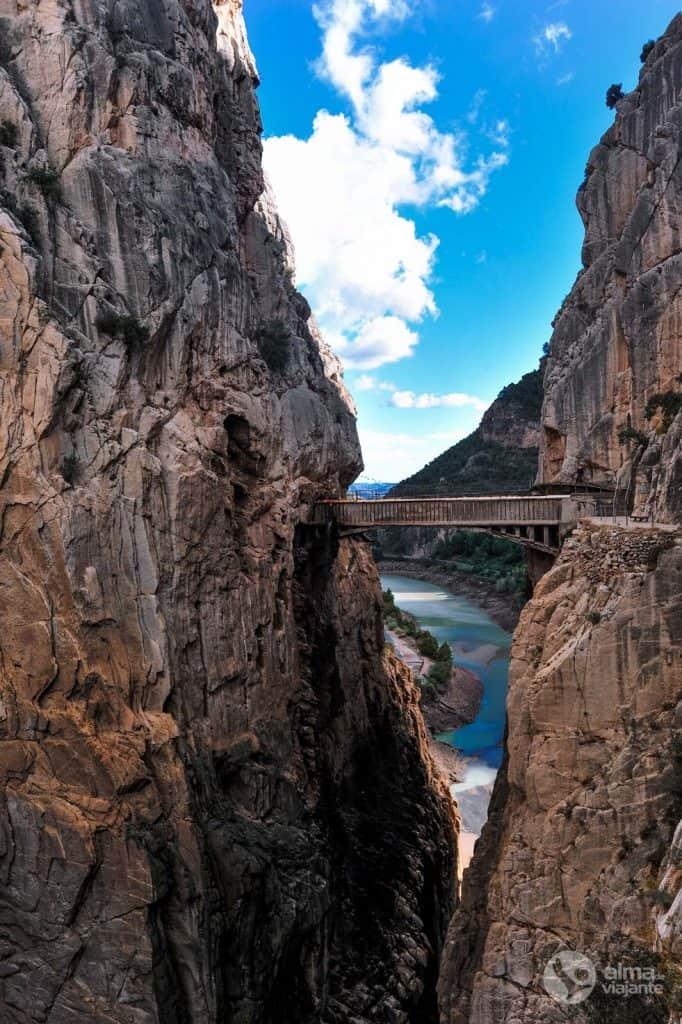 Piekares tilts Caminito del Rey