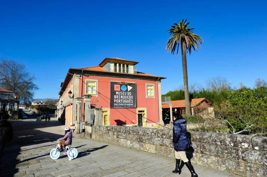 Portúgalska leikfangasafnið í Ponte de Lima