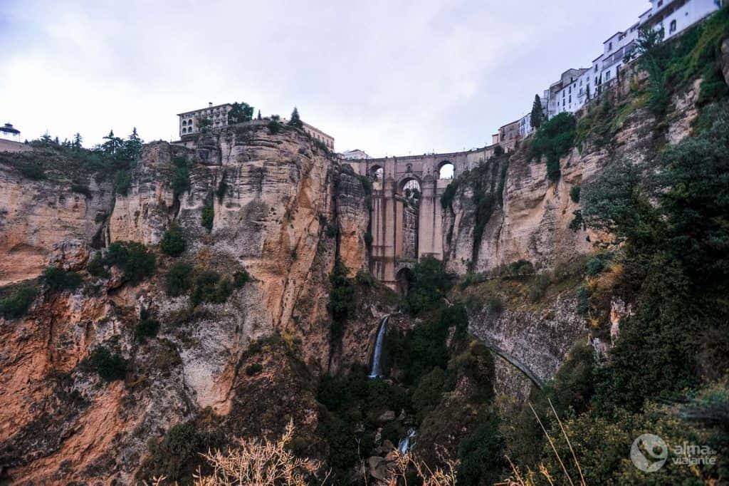 O que visitar em Ronda: Ponte Nova