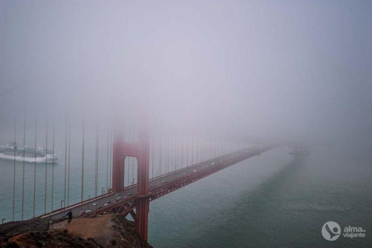 Golden Gate, São Francisco