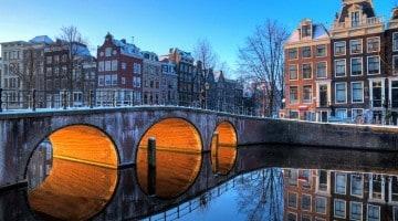 Património Mundial da UNESCO na Holanda