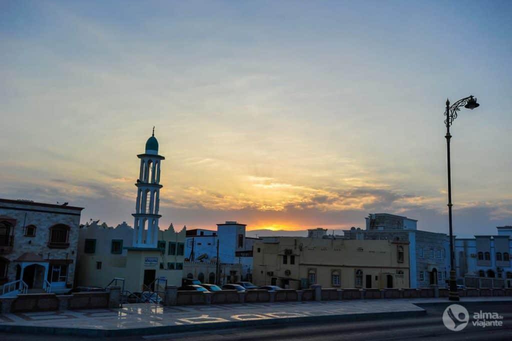 Marginal de Sur, Omã
