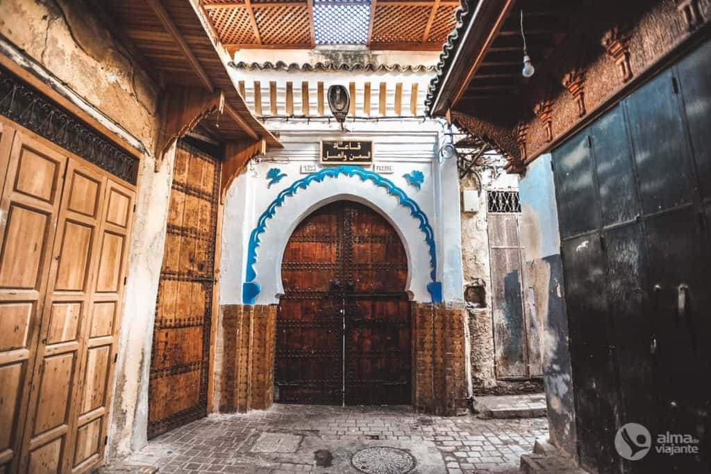What to do in Fez: see gates of the medina