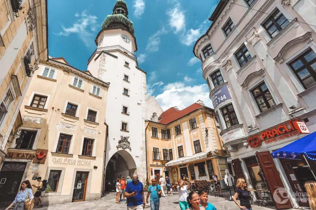 Šv. Mykolo vartai, Bratislava