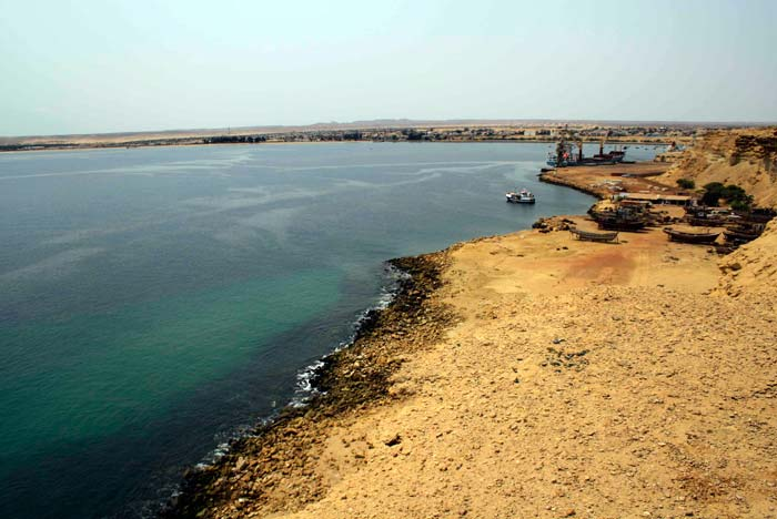 Namibíu Maritime Port