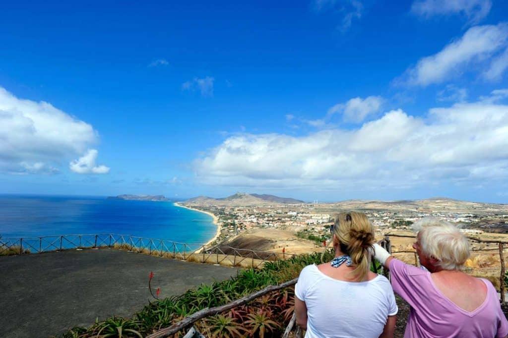 Látogasson el a Porto Santo-ba