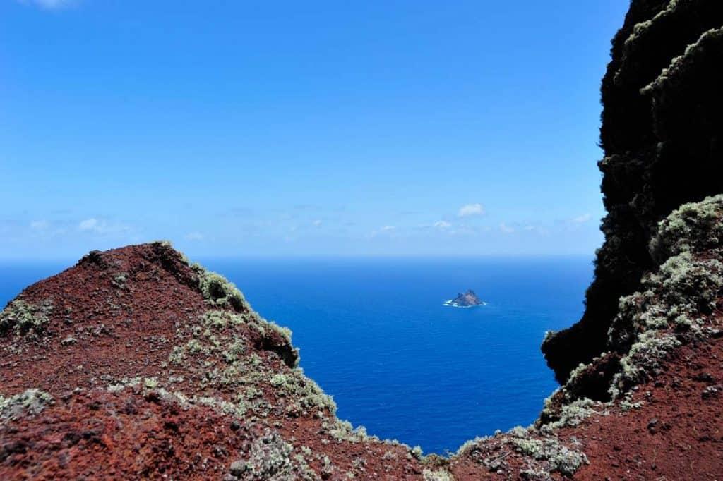 Vista para o Oceano Atlântico, Porto Santo