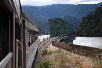 Linha do Douro, norte de Portugal