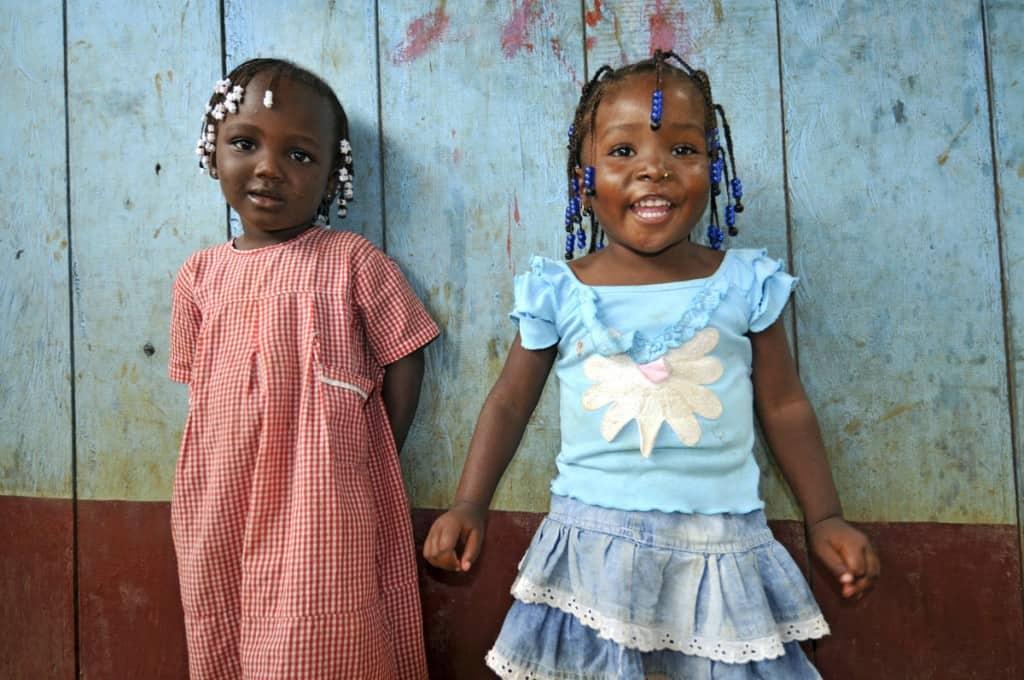 Voluntariado em São Tomé