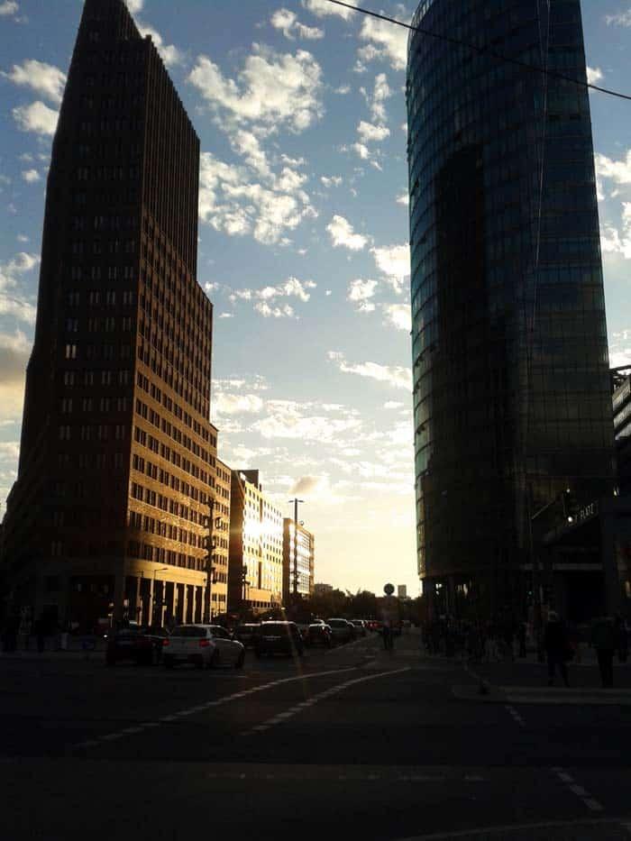 Viver em Berlim: Potsdamer Platz