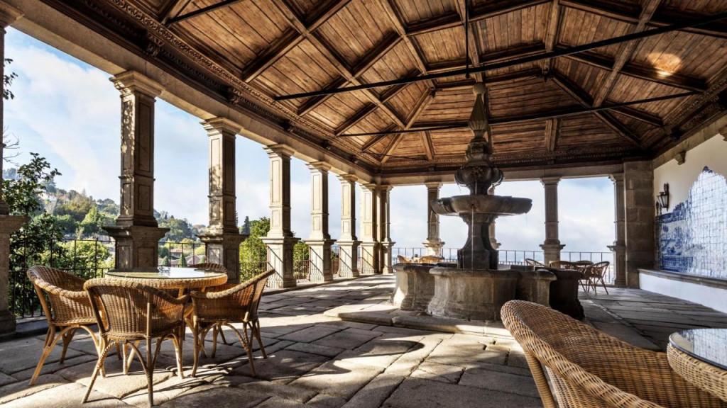 Onde ficar em Guimarães: Pousada do Mosteiro