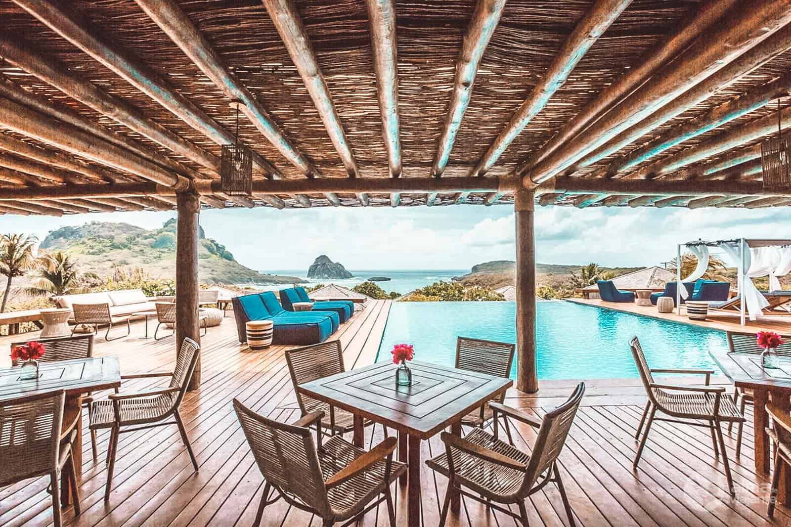 Where to stay in Fernando de Noronha: Pousada Maravilha