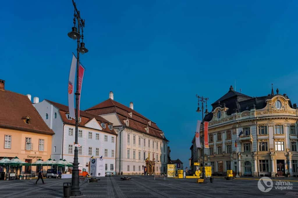Praça Grande Sibiu