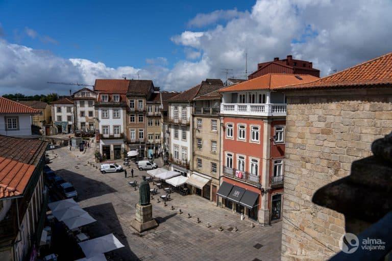 Onde ficar em Viseu: centro histórico