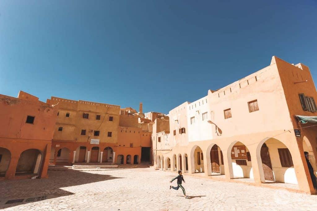 O que visitar em Ghardaia: ElAtteuf