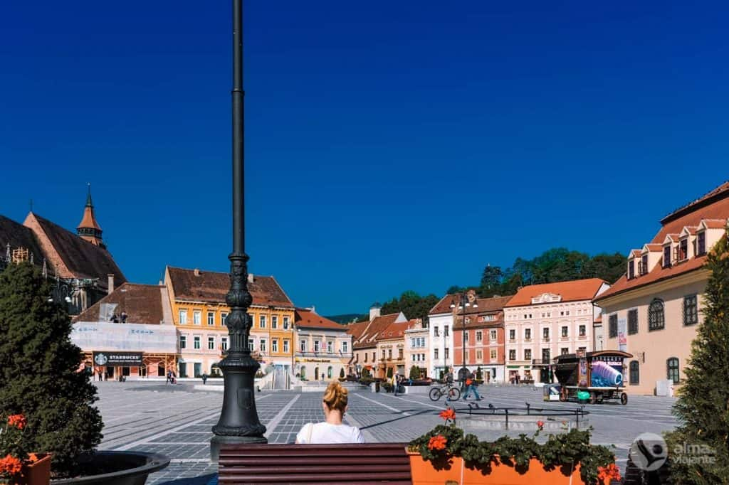 Roteiro de viagem na Roménia: Brasov