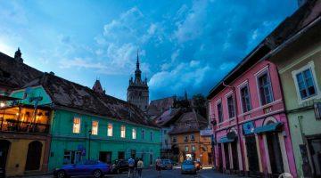 Sighisoara, a pequena pérola da Transilvânia