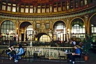 Café da Estação, Praga