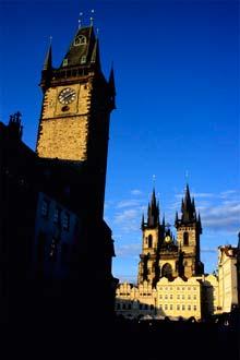 Centro histórico de Praga, República Checa