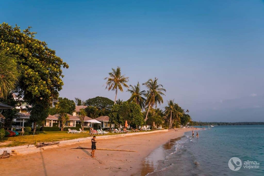 Praia Ao Kao, Koh Mak
