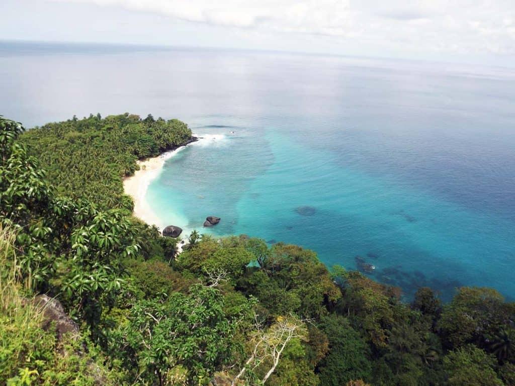 Praia Banana, Ilha do Príncipe