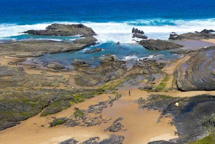 Praia mais bonita de Portugal: Carriagem