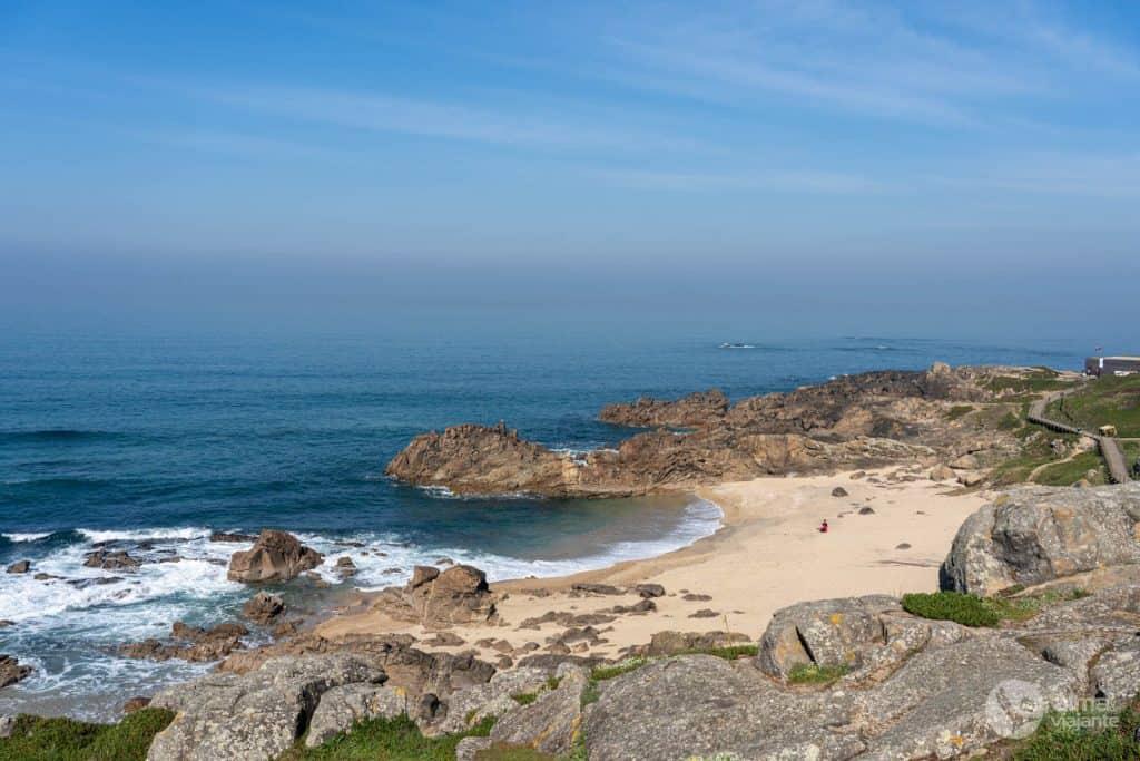 Praia Castro de São Paio