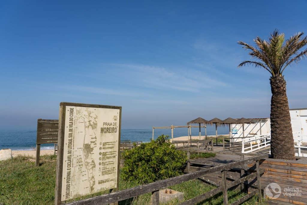 Praia de Moreiró, Vila do Conde