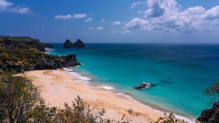 Αμερικανική παραλία, Fernando de Noronha