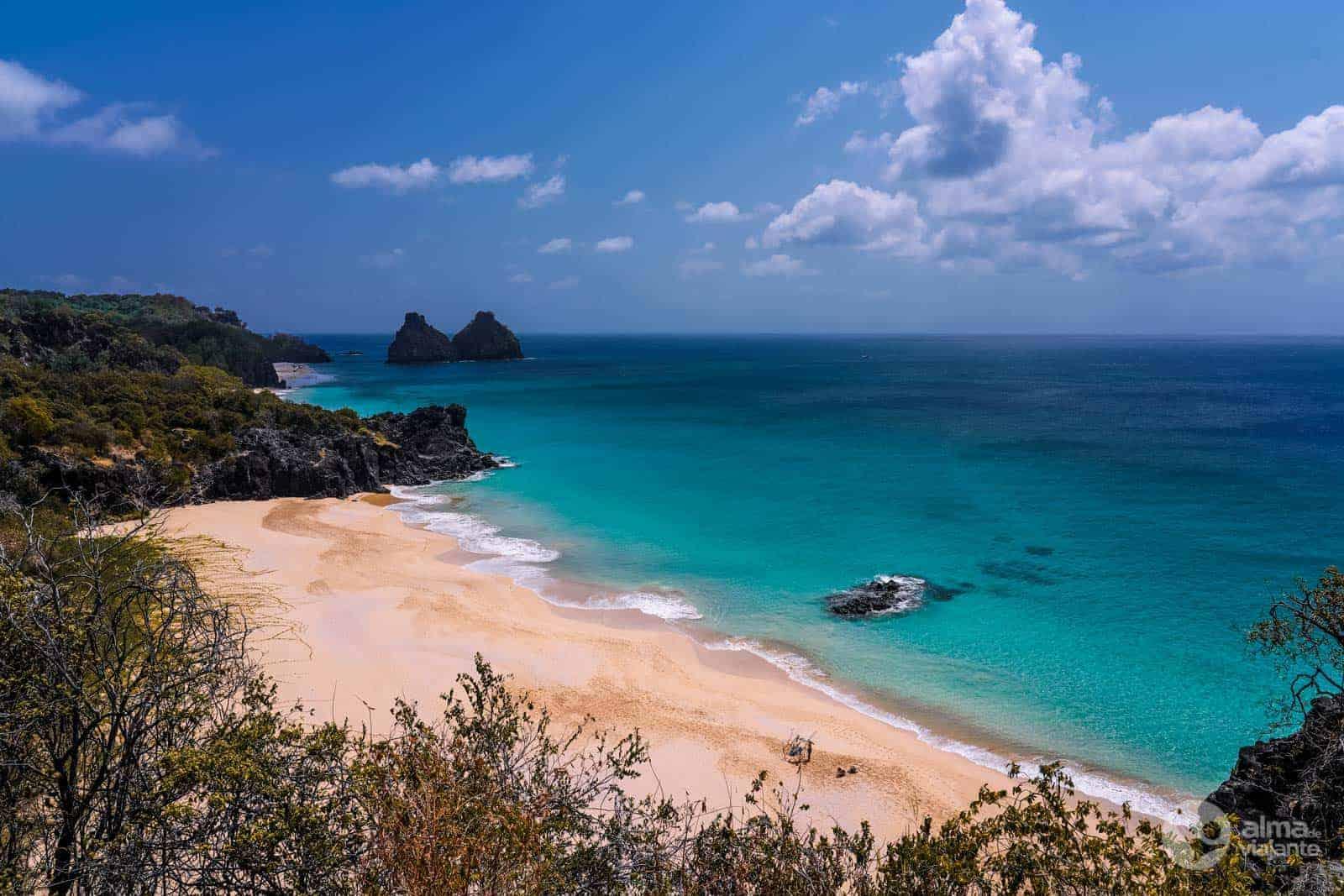 Amerikos paplūdimys, Fernando de Noronha