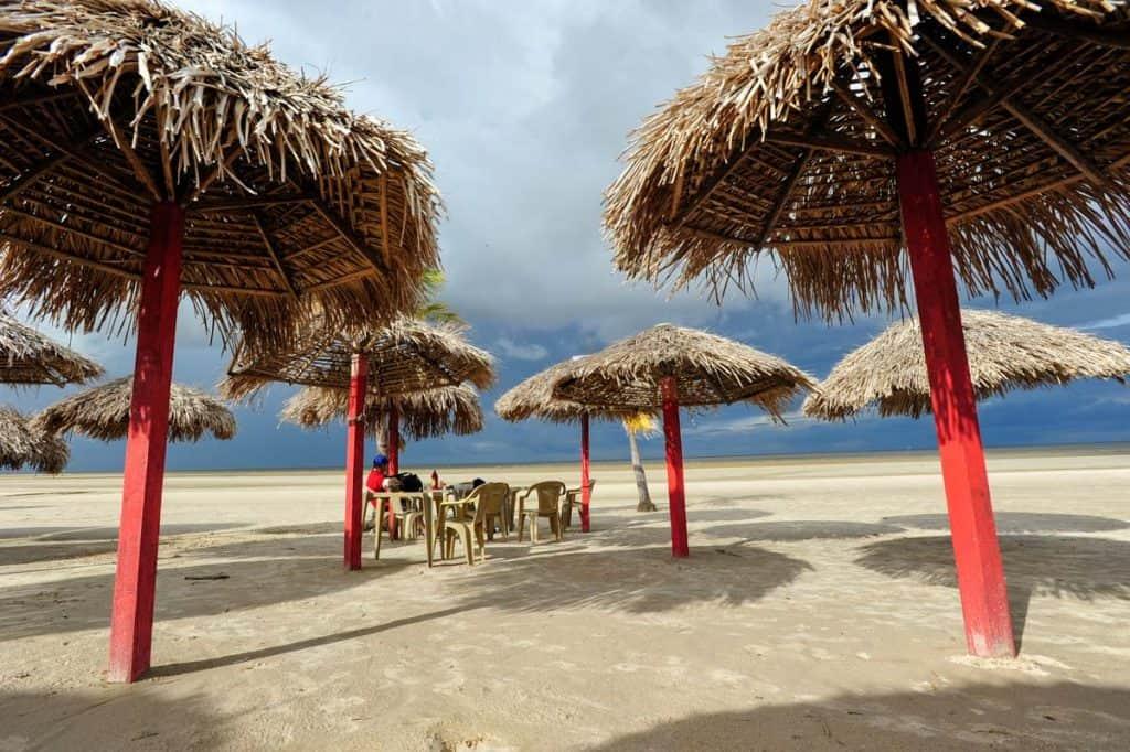 Praia do Pesqueiro, Ilha do Marajó