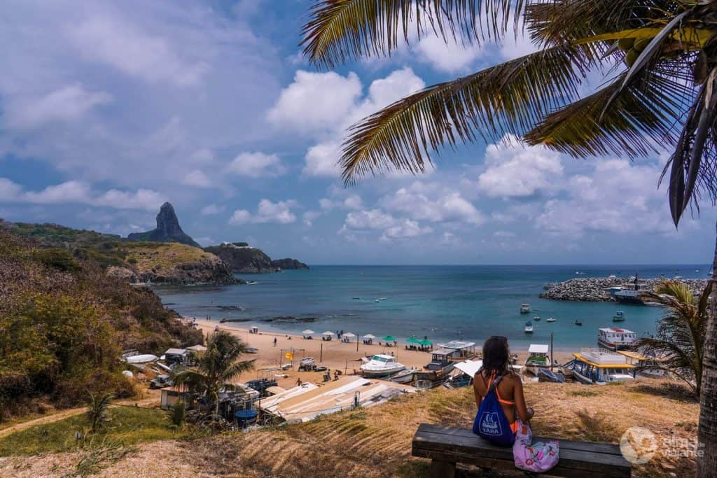 Things to do in Noronha: Porto Beach