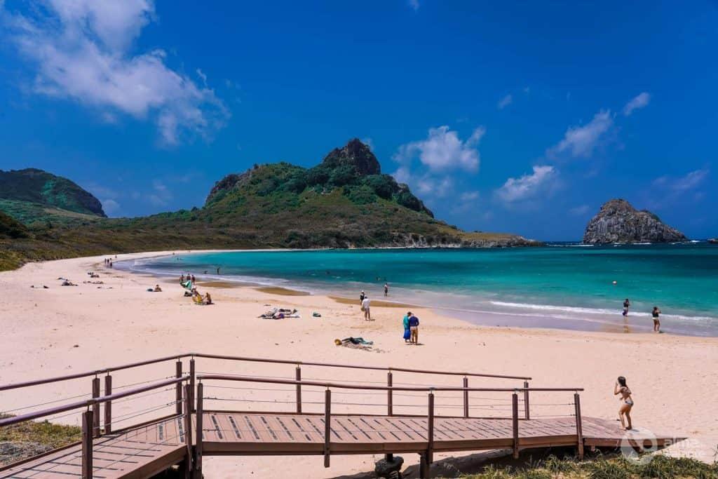 Praias de Noronha: Sueste