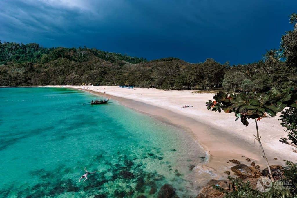 Turismo sustentável: Koh Muk