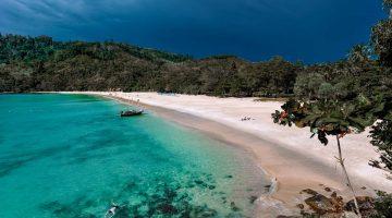 Koh Muk, a ilha das borboletas (Pikitim #15)