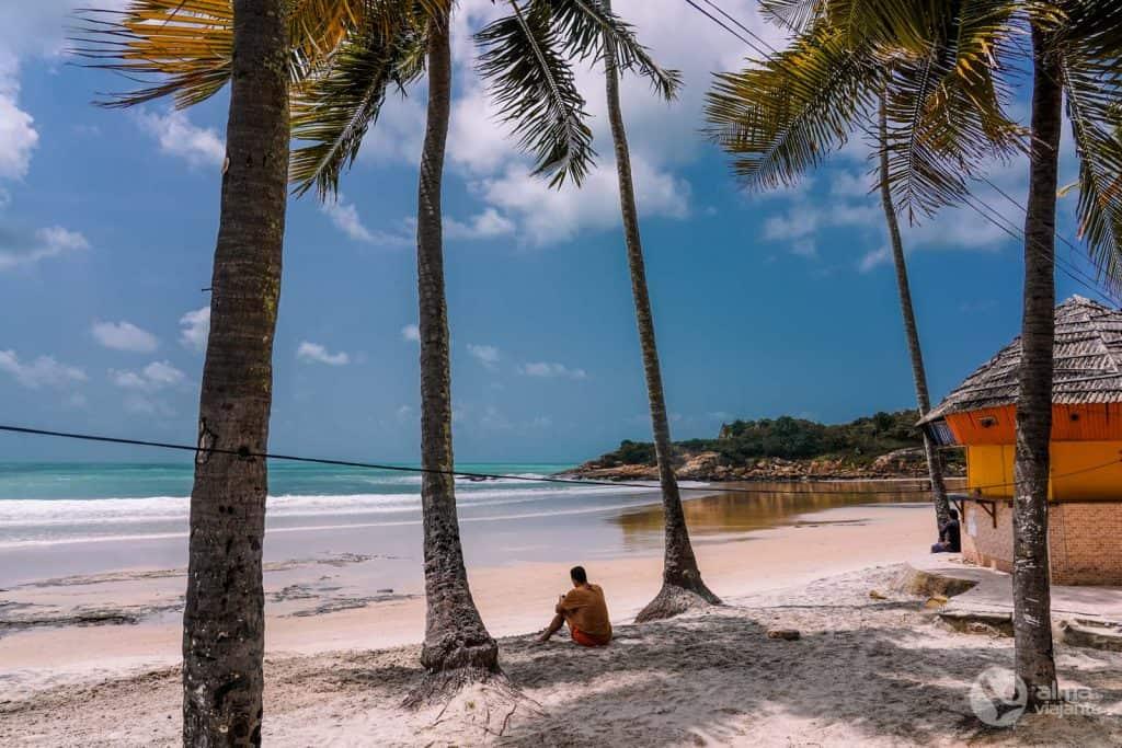 Látnivalók Cabo de Santo Agostinho-ban: Gaibu tengerpart
