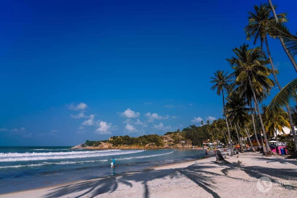 Gaibu Beach, Cape St. Augustine