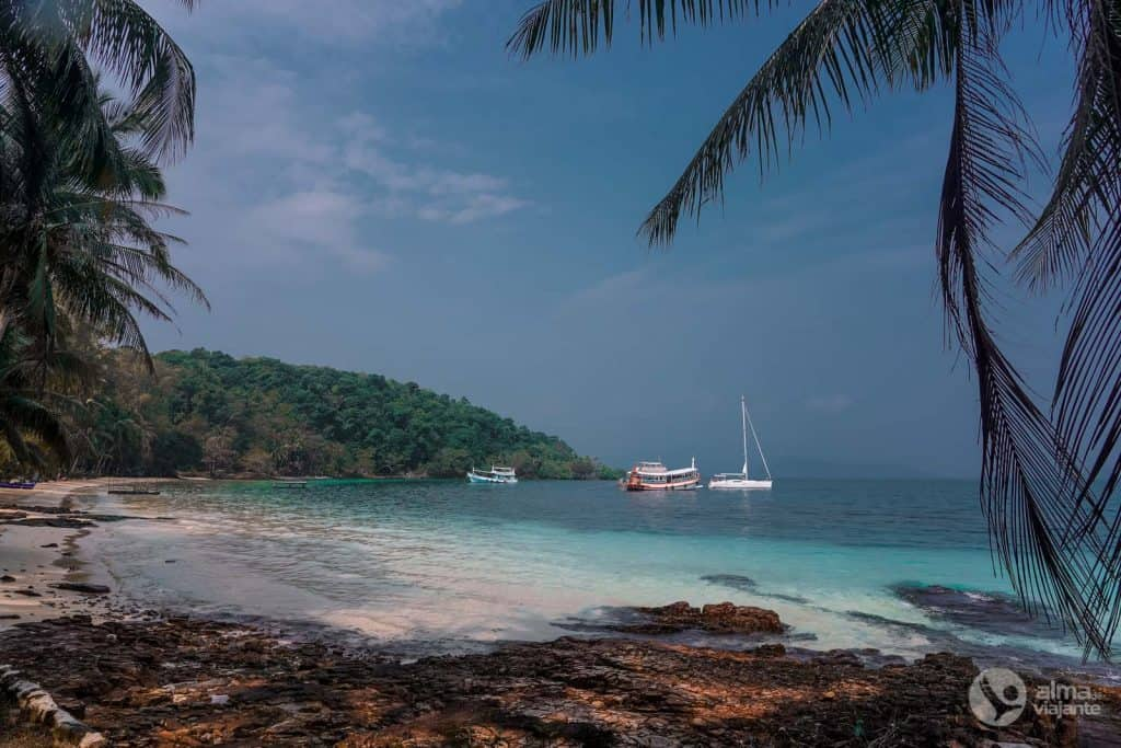Ilhas do Golfo da Tailândia: Koh Wai