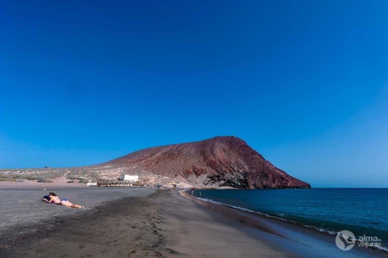 Melhores praias de Tenerife: La Tejita