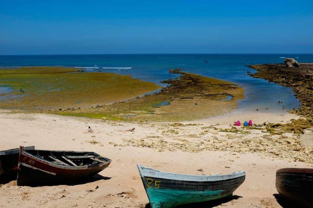 Praia de Marrocos