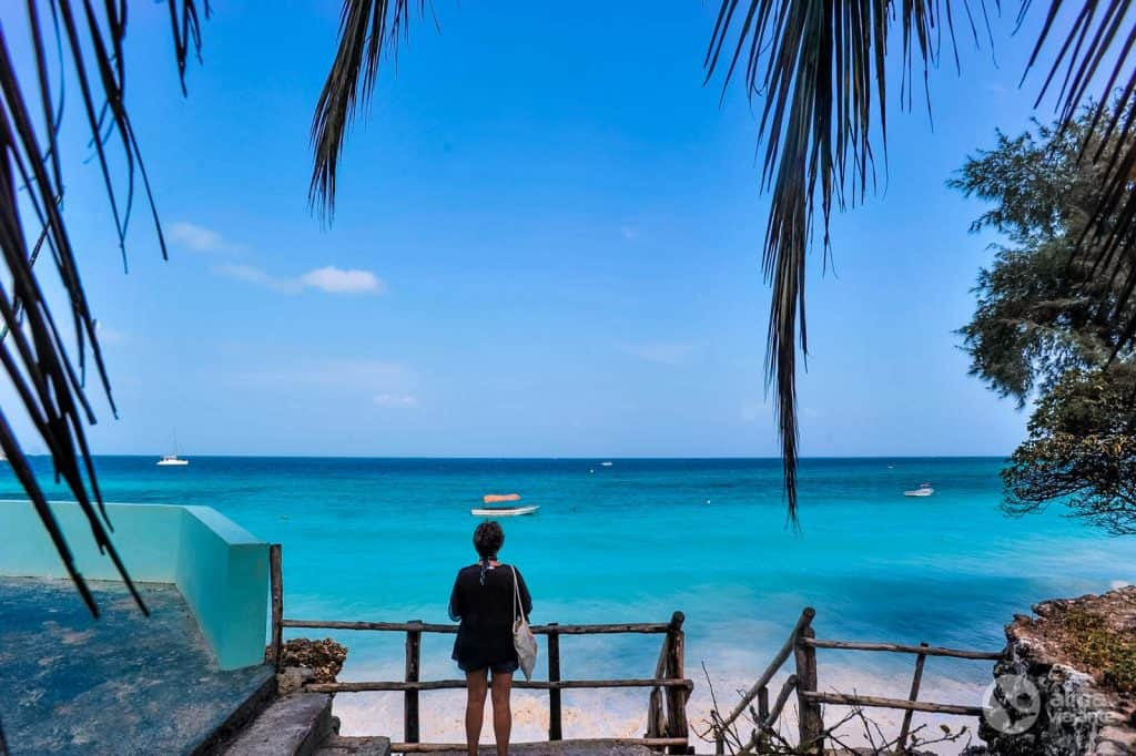 Praia Nungwi, Zanzibar