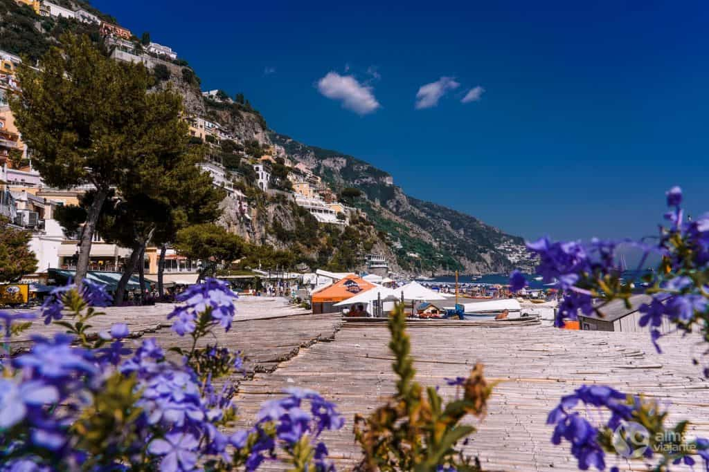Visitar Positano, Costa Amalfitana
