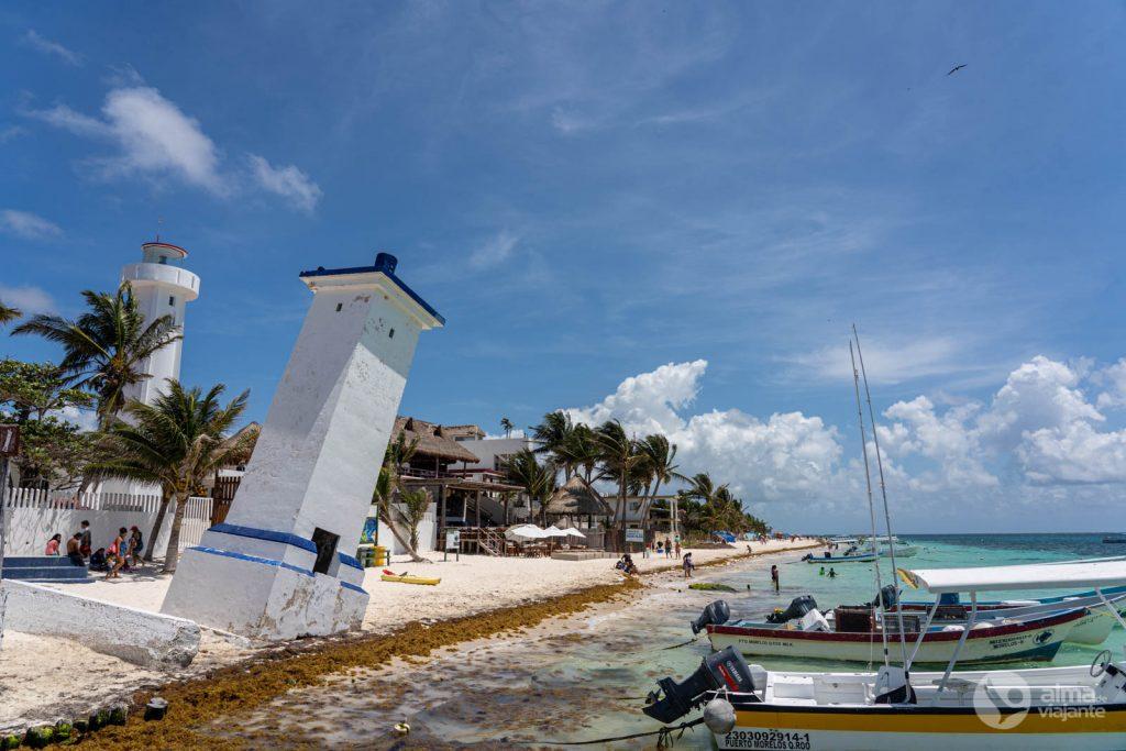 Puerto Morelos, na Riviera Maya