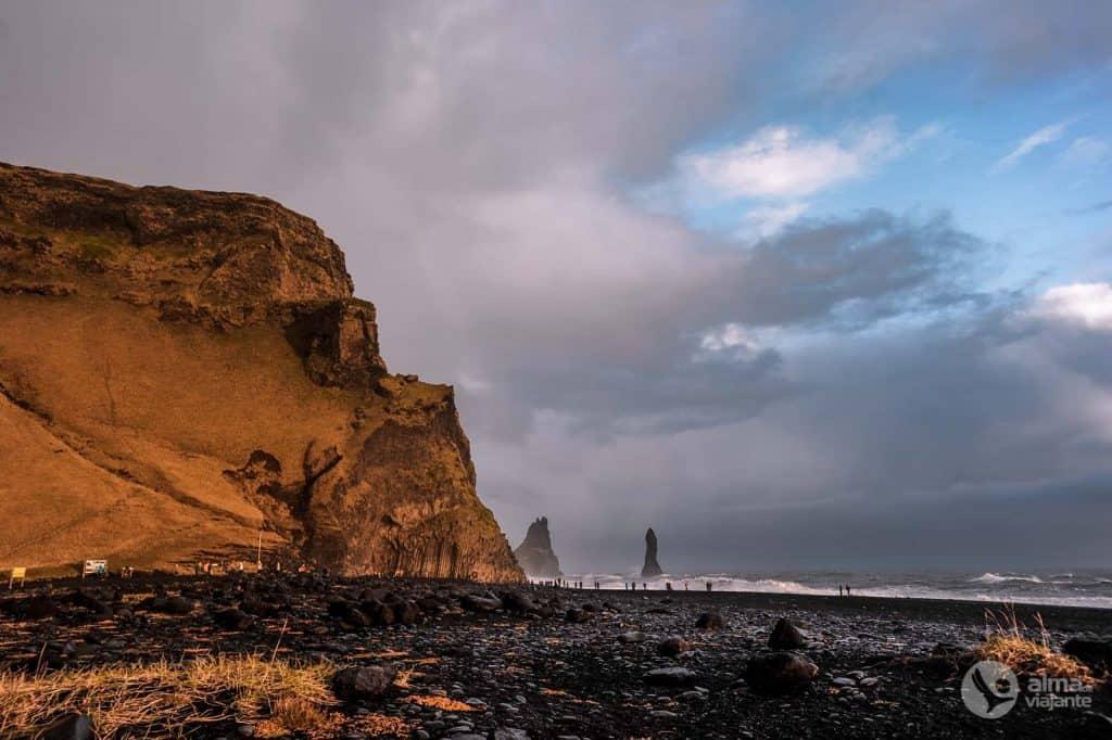 Plaža Reynisfjara