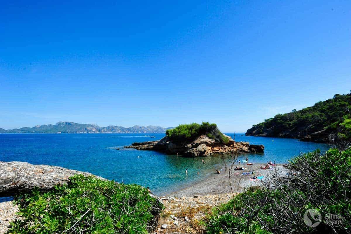Praia s'Illot, Maiorca, Baleares