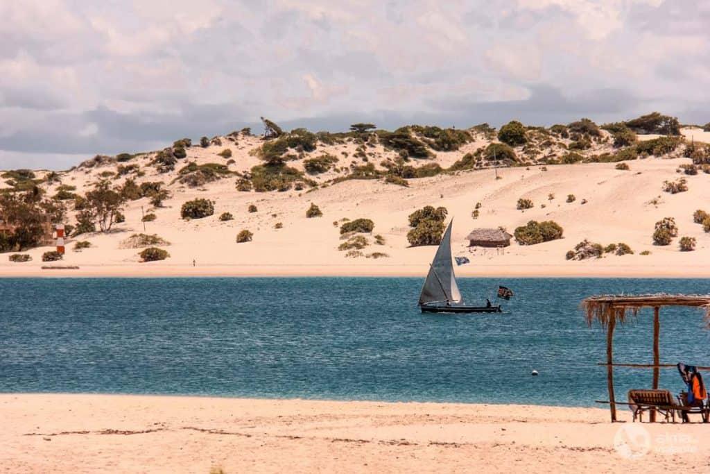 Praia de Shela, Quénia