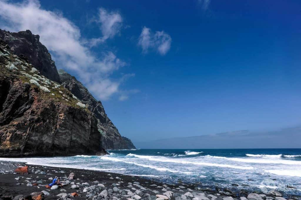 Praia Tamadite, Tenerife